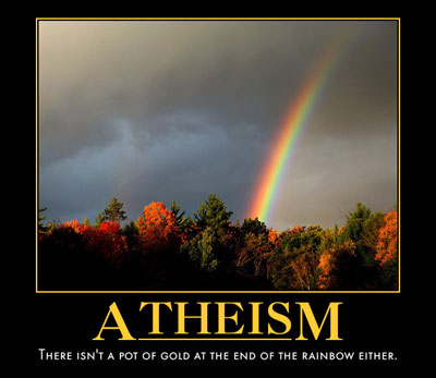 Atheism is Freedom & Self-Responsibility