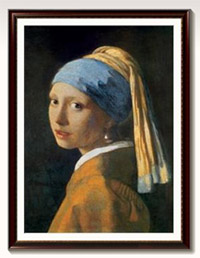 Girl With A Pearl Earring