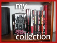 My Sin City Collection