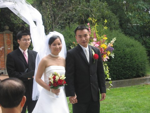 Shelly & Cuong Married
