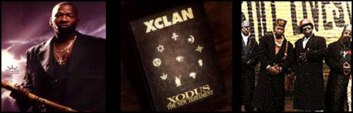 X-Clan, Professor X the Overseer, & The Blackwatch Movement