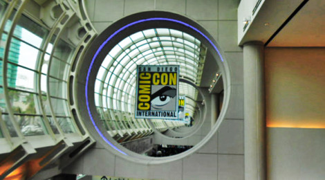 Comic-Con 2013: First Time