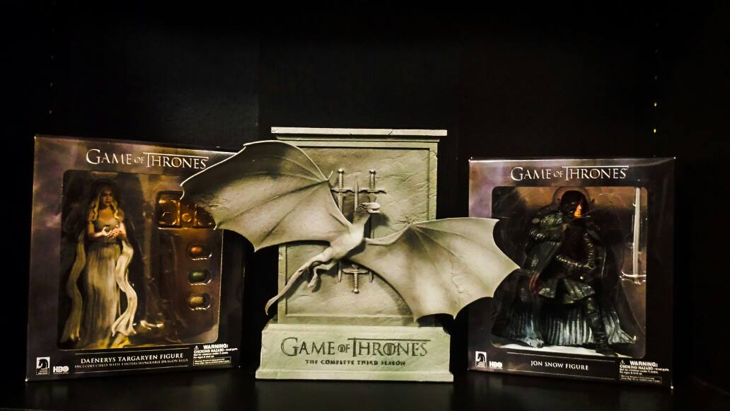Game Thrones Shelf