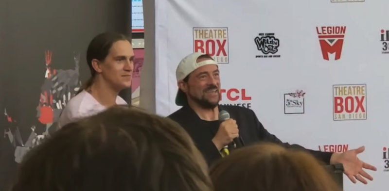Chasing Kevin Smith Comic Con 2019