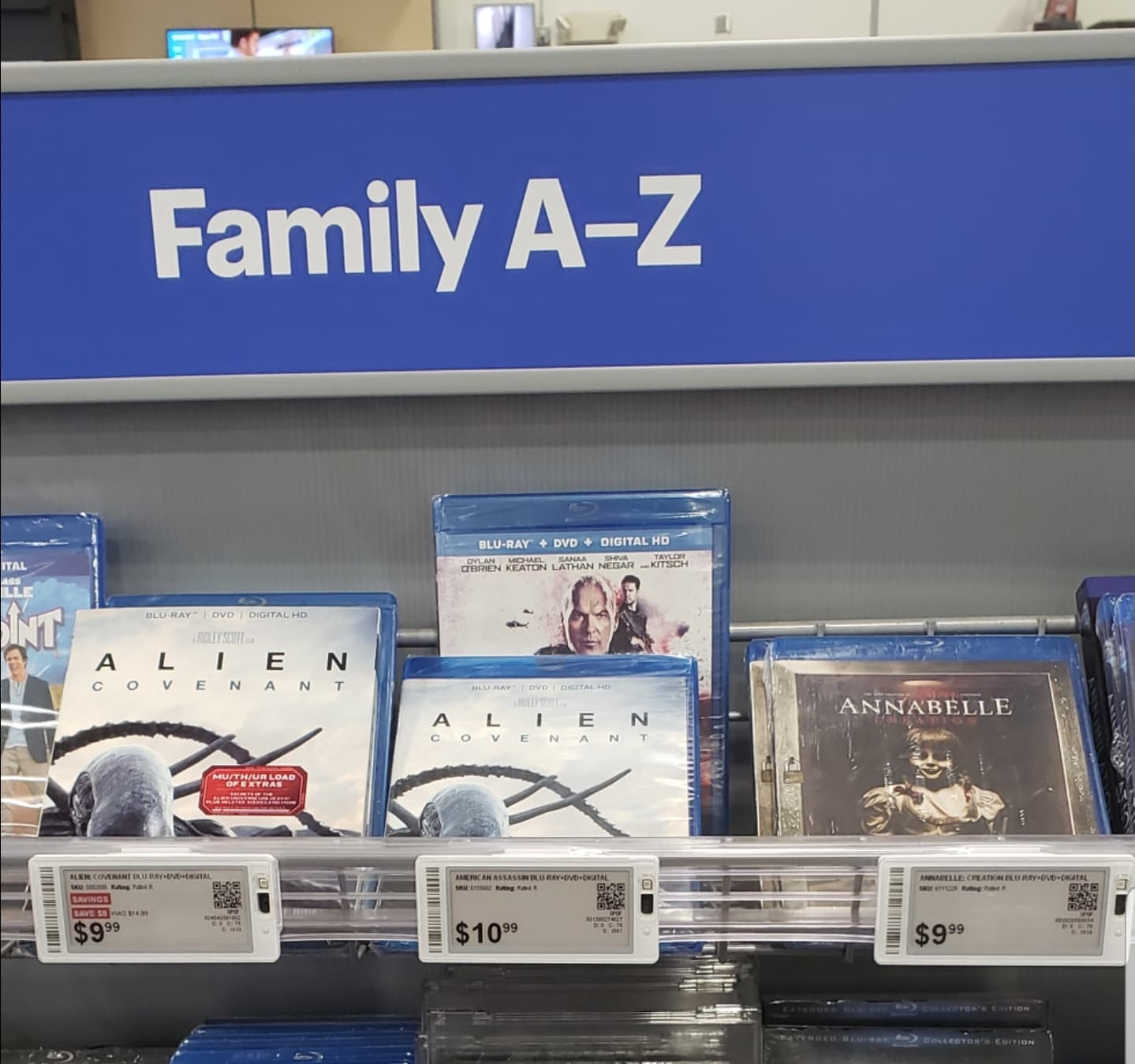 Family A-Z at Best Buy